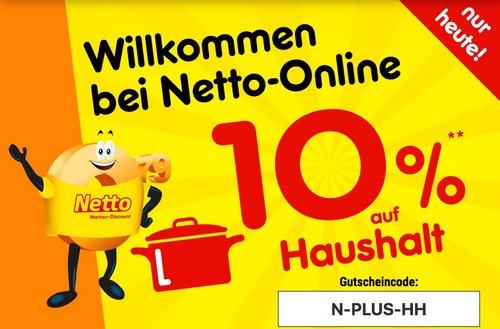 Netto Marken-Discount Onlineshop - 10% Rabatt auf Haushalt & Wohnen: z.B. Wolkenstein Kühl- /Gefrierkombination GK212.4RT FR Feuerrot glänzend 145 cm - jetzt 18% billiger