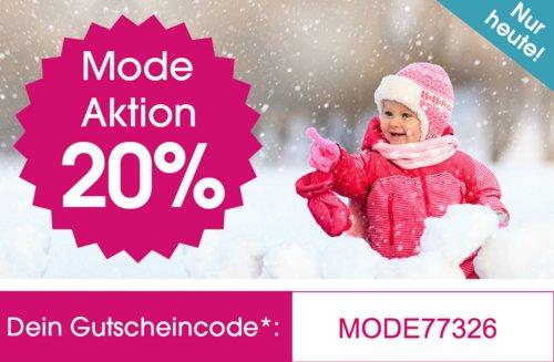 Babymarkt.de - 20% Rabatt auf Mode am 6.1.19: z.B. TICKET TO HEAVEN Kinder Schneeoverall - jetzt 20% billiger
