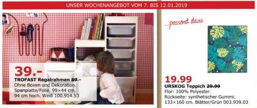 IKEA Düsseldorf - TROFAST Regalrahmen, weiß - jetzt 34% billiger