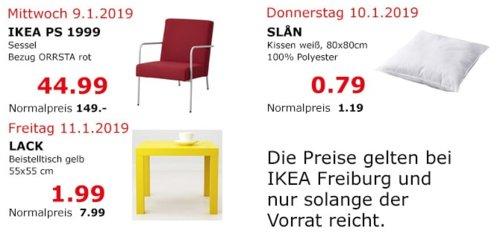IKEA Freiburg - PS 1999 Sessel, Bezug ORRSTA rot - jetzt 70% billiger