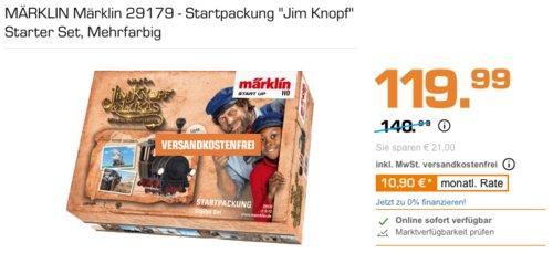 """MÄRKLIN Märklin 29179 -  """"Jim Knopf"""" Starter Set - jetzt 14% billiger"""