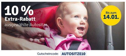 myToys 10 % Rabatt auf Autositze: z.B. Maxi Cosi Auto-Kindersitz Priori SPS+ Stone - jetzt 10% billiger