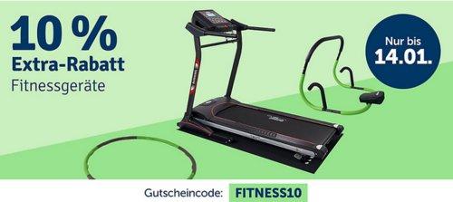 myToys 10 % Rabatt auf Fitness: z.B. Schildkröt-Fitness Swing Gymnastik-Stick mit 2 Linearexpander - jetzt 9% billiger