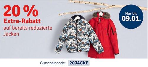 """myToys 20 % Rabatt auf reduzierte Jacken: z.B.  kamik Outdoorjacke """"Seraphina"""" für Mädchen - jetzt 19% billiger"""
