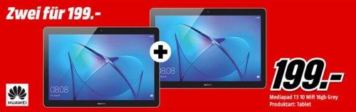 2x Huawei MediaPad T3 Wifi Tablet-PC - jetzt 28% billiger