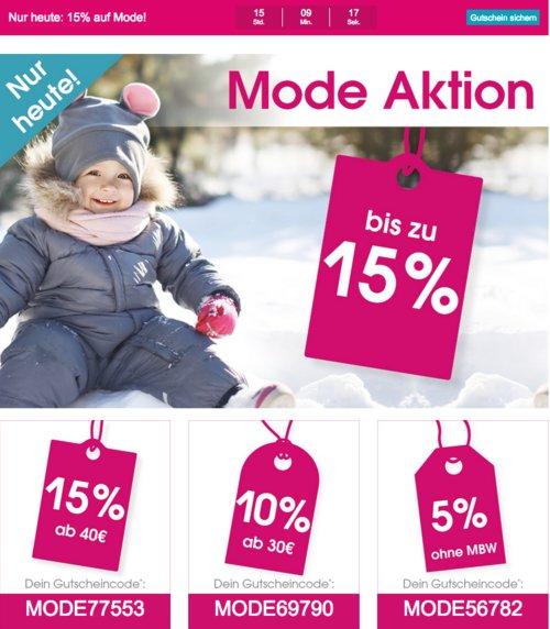 Babymarkt.de - bis zu 15% Rabatt auf Mode: z.B. Pepino Girls Lauflernschuh Sandy pop - jetzt 15% billiger