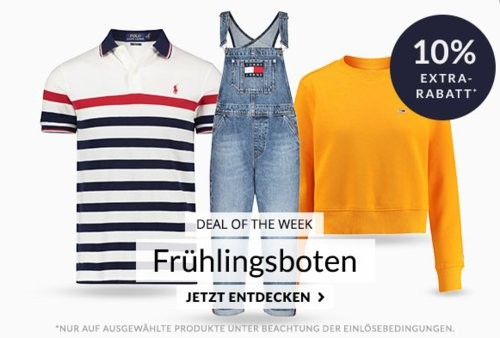 Engelhorn - 10% Extra-Rabatt auf Frühlingsmode: z.B. SET Damen Bikerjacke in Schwarz oder Aqua - jetzt 10% billiger