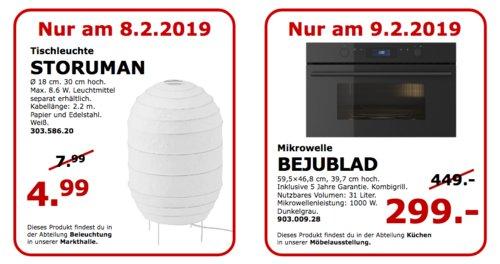 IKEA Koblenz - STORUMAN Tischleuchte, weiß - jetzt 38% billiger