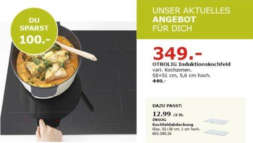 IKEA Sindelfingen - OTROLIG Induktionskochfeld - jetzt 22% billiger