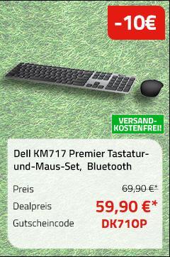 Dell KM717 Premier Tastatur-und-Maus-Set, Bluetooth - jetzt 14% billiger