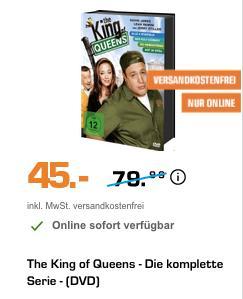 The King of Queens - Die komplette Serie - (DVD) - jetzt 34% billiger