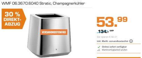 WMF Stratic Champagnerkühler - jetzt 30% billiger