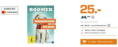 Boomer - Der Streuner - Die komplette Serie - (DVD) - jetzt 43% billiger