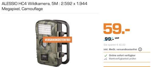 ALESSIO HC4 Wildkamera, 5 Megapixel - jetzt 25% billiger