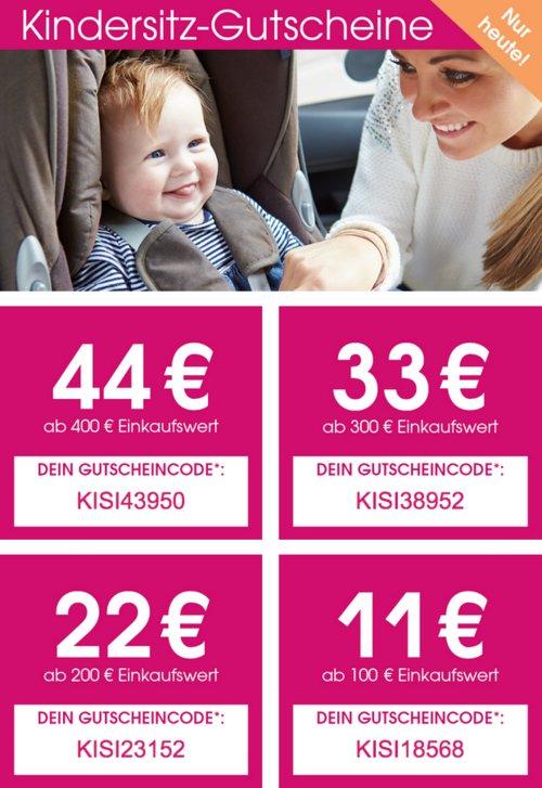 Babymarkt.de - bis zu 44€ Rabatt auf Kindersitze: z.B. THULE Fahrradsitz RideAlong Zinnia - jetzt 10% billiger