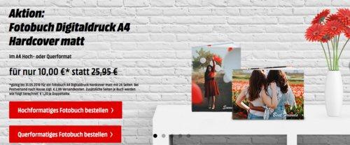 Fotobuch A4 Format Digitaldruck, Hardcover, 24 Seiten - jetzt 61% billiger
