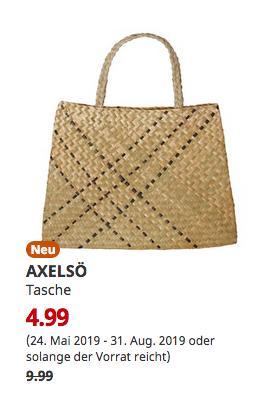 IKEA Freiburg - AXELSÖ Tasche, Seegras, 60x41 cm - jetzt 50% billiger