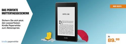 Kindle Paperwhite 8GB eReader (mitSpezialangeboten) - jetzt 19% billiger
