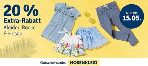 myToys 20 % Extra-Rabatt auf Kleider, Röcke & Hosen: z.B. Desigual 2 in 1 Kinder Jerseykleid mit Pailletten - jetzt 19% billiger