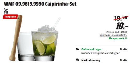 WMF 09.9613.9990 Caipirinha-Set, 3-teilig - jetzt 50% billiger