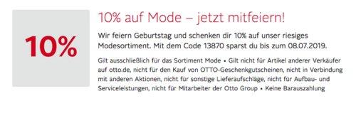 Otto.de - 10% Extra-Rabat auf Mode: z.B. Bench. Damen Relaxshorts mit getreiftem Bund - jetzt 8% billiger