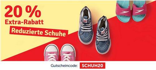 myToys 20 % Extra-Rabatt auf reduzierte Schuhe: z.B.  LICO Kinder Sportschuhe SPIRIDON (25-35), dunkelblau - jetzt 17% billiger