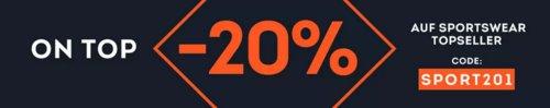 SportScheck.com - 20% Rabatt auf ausgewählte Streetwear : z.B.  Adidas Damen Trainingsanzug  - medium grey heather-true pink-white - jetzt 19% billiger