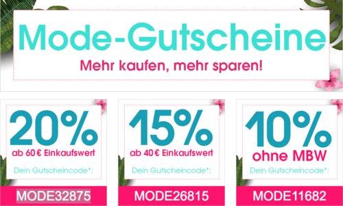 Babymarkt.de bis 20% Rabatt auf Mode: z.B. STACCATO Boys Jacke olive/jeans - jetzt 15% billiger