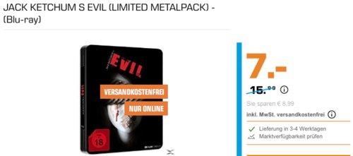 JACK KETCHUM S EVIL (LIMITED METALPACK) - (Blu-ray) - jetzt 56% billiger