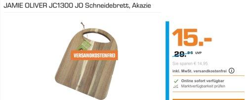 Jamie Oliver JC1300 Akazie Schneidbrett - jetzt 50% billiger