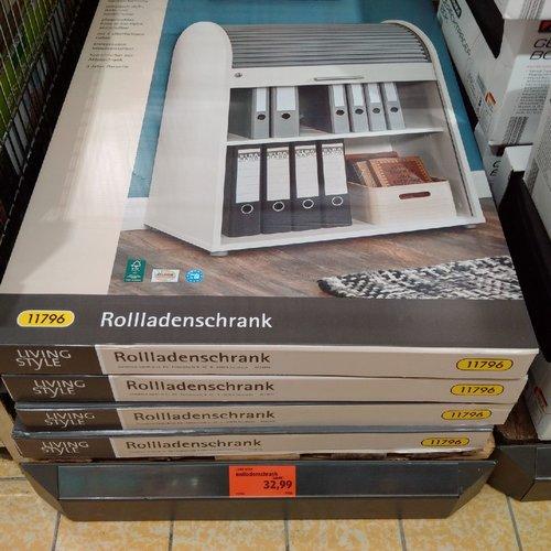 LIVING STYLE Rollladenschrank, 70 x 92 x 40 cm - jetzt 34% billiger