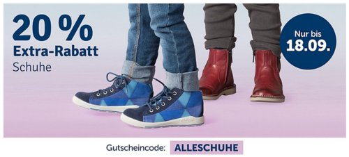 myToys 20 % Extra-Rabatt auf Kinderschuhe: z.B.  KangaROOS Jungen Winterschuhe Kalley (28-34), schwarz - jetzt 18% billiger