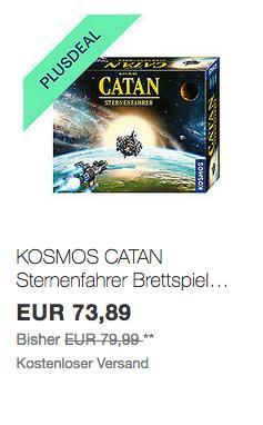 KOSMOS 693183 CATAN Sternenfahrer Brettspiel - jetzt 10% billiger
