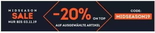 """SportScheck.com - 20% Rabatt auf ausgewählte Artikel: z.B. Khujo Damen Parka """"Kenita 2"""", versch. Farben und Größen - jetzt 19% billiger"""
