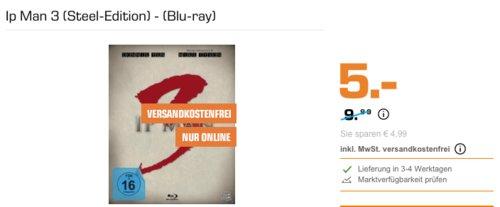 IP Man 3 (Steel-Edition) - (Blu-ray) - jetzt 50% billiger