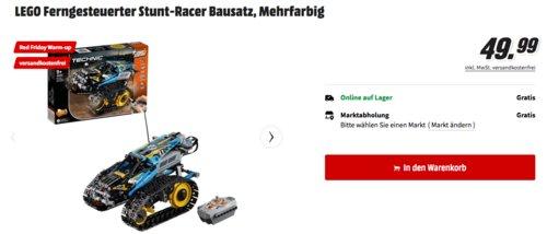 Lego 42095 Technic Ferngesteuerter Stunt-Racer - jetzt 11% billiger