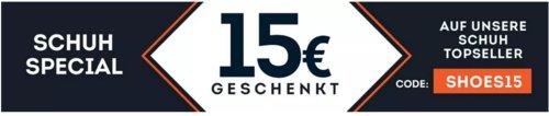 SportScheck.com - 15€ Rabatt auf ausgewählte Schuhe: z.B. Under Armour HOVR Herren Fitnessschuhe, canyon green - jetzt 19% billiger